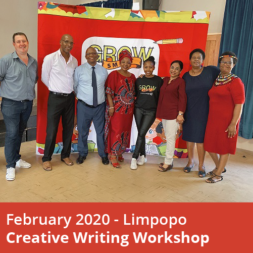 2020_Limpopo Creative Writing workshop