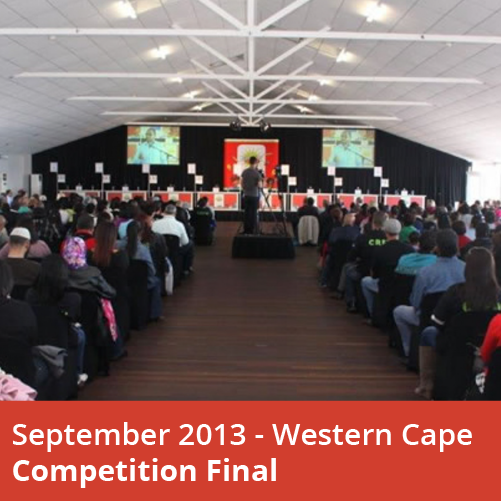 2013_Western Cape finals
